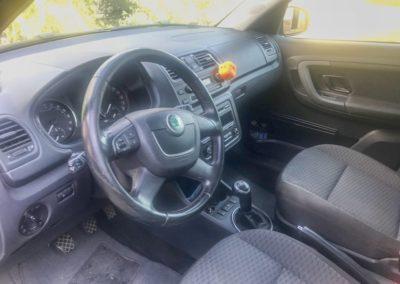 Škoda Fabia 1,6 Roomster