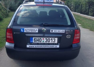 Škoda Octavia 1,9TDI